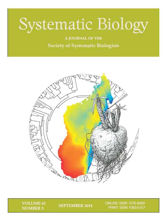 Systematic Biology Cover